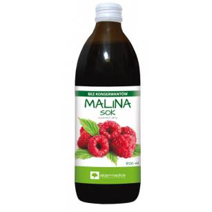 Sok Malina 500ml - -Alter Medica